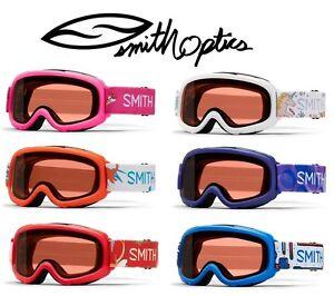 Smith Optics Gambler Youth / Kid's Snowboard / Ski Goggles, Many Colors, NEW!