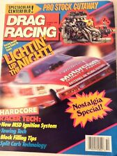 Drag Racing Magazine New MSD Ignition System October 1990 081617nonrh3