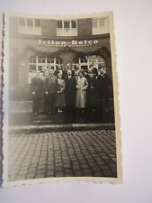 Triton-BELCO-Group picture-workforce? approx. 1930er Years/Photo Hanover?