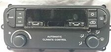 New OEM HVAC 2 Zone Climate Control Fits Chrysler