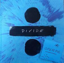 Ed Sheeran - ÷ (Divide)  Limited Edition Hardcover Book inkl. Divide Anhänger