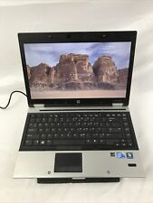 HP Elitebook 8440p Core i5-M560 @2.67GHz 148GB HDD, 4GB RAM Windows 10 Pro