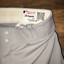 Ben Gamel SEATTLE MARINERS Baseball GAME WORN Team Player Issue Uniform Pants