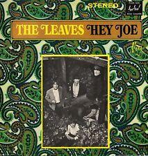 "LEAVES ""HEY JOE"" ORIG FRANCE 1966 RARE M- GARAGE"