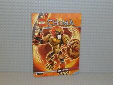 LEGO® Chima 70206 CHI Laval ungelocht instruction instruction B1745
