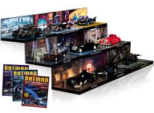 Eaglemoss Batman Batmobile Automobilia - YOU CHOOSE !