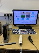 Nintendo Wii Console & Game Bundle Fully Tested Working UK Seller