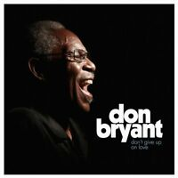 DON BRYANT - DON'T GIVE UP ON LOVE (LILAC S   VINYL LP NEU