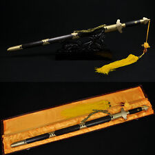 HIGH QUALITY HAND MADE CHINESE DRAGON PHENIX SWORD JIAN (龍鳳劍)