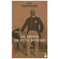 El Reino de Este Mundo by Alejo Carpentier (2004, Paperback)