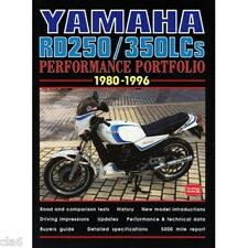 Yamaha RD250LC RD350LC Road Test Book with History and Buyers Guide 1980-96 *NEW