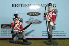 W. Britain Napoleonic 41157, British Coldstream Guards Loading, Collectors Club