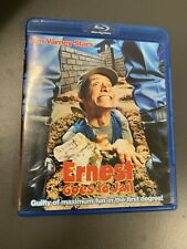 Ernest Goes to Jail (Blu-ray Disc, 2011) Jim Varney