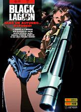 Black Lagoon - Le due serie complete 1° ed. - 6 dvd + box - nuovi sigillati!