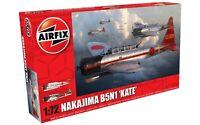 "Airfix Nakajima B5N1 ""Kate""  1:72 Scale Plastic Model Kit A04060"