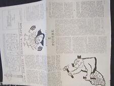 supplemento torion n 1 al 33 ORION RIVISTA 1987 folio Fiat Popolo e Potere