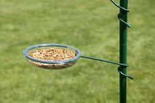 DEEP DISH WRAPAROUND Jacobi Jayne Pole Bird Table | FREE Fast Delivery!