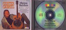 Rare Spectrum CD ! Gunter Gabriel : Meine Helden - Malocher-Songs / Big Bad John
