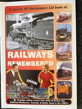 More details for railways remembered - historical railway book covering mainly notts / derbys new