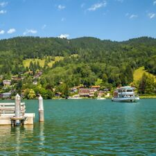 3 Tage Romantik Urlaub für 2P am Tegernsee im 3* Hotel Seegarten + 4 Gang Dinner