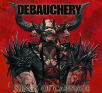 DEBAUCHERY - KINGS OF CARNAGE  CD  11 TRACKS DEATH METAL  NEU