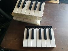 Korg MICROPiano And Workstation 13 Replacement Keys Set