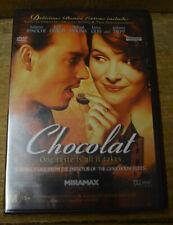 Chocolat One Taste If All It Takes DVD Juliette Binoche Judi Dench Alfred Molina