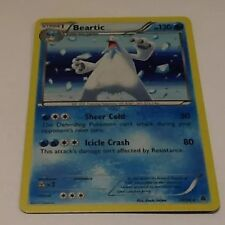 Pokemon Holofoil Beartic Card From The Emerging Powers Set 30/98