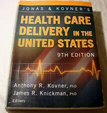 Health Care Delivery In The United States 9Th Edition (2008)