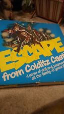 INVICTA ESCAPE FROM COLDITZ CASTLE FROM 1972. THE GAMES COMPLETE ,