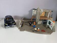 Playmobil Top Agent Headquarters 4875 & Extra Car