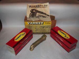 Varney Early Cast Brass Streamlined HO Hudson Kit! Superb Condition! PA