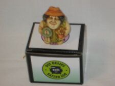 Harmony Kingdom Ball Pot Bellys Flower Potter the Gardener Nib