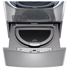 "Lg SideKickâ""¢ Wd100Cv Pedestal Washer Twinwashâ""¢ Compatible in Graphite Steel"