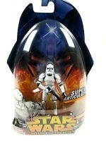 Hasbro Star Wars Revenge of the Sith Clone Trooper Super Articulation Figure