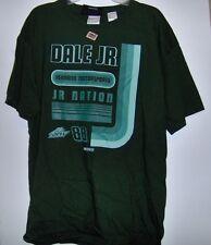 Dale Earnhardt Jr. # 88 Youth T-Shirts Green XLarge T- Shirt