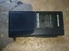 Olympus Pearlcorder S907 Handheld Microcassette Audio Recorder Tested Works