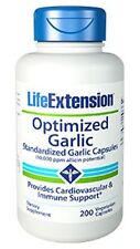 Optimized Garlic - Life Extension - 200 Veggie Caps