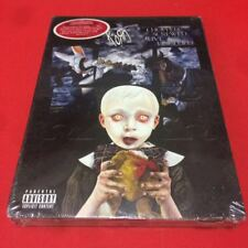 KORN Chopped, Screwed, Live & Unglued - COFFRET 2 CD+DVD- NEUF SCELLÉ