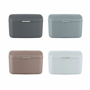 WENKO Bad Box Aufbewahrung Deckel Korb Organizer Barcelona Accessoires WC Küche