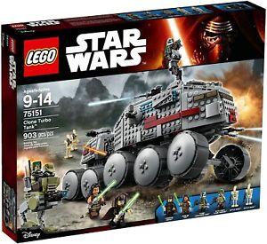 LEGO® Star Wars 75151 - Clone Turbo Tank NEU NEW SEALED MISB