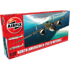 Airfix North American B-25C/D Mitchell (Scale 1:72) Model Kit A06015 NEW