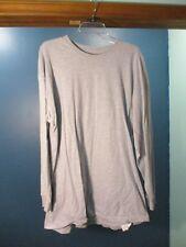 L gray LONG SLEEVE sweatshirt by MEMBER'S MARK