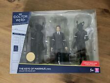 More details for doctor who - the keys of marinus 1964 - collector figure set - ian chesterton