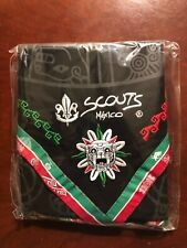24th WORLD SCOUT JAMBOREE 2019 WSJ MEXICO Contingent NECKERCHIEF ~NEW IN PACKAGE