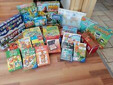 Spielesammlung, Puzzle, Brettspiele, Spiele (Hasbro, Ravensburger, Schmidt)