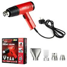 1500W Hot Air Heat Gun Electric Temperature Paint Stripper Dryer Drying Tool