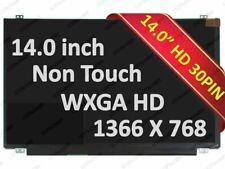 IBM Lenovo LAPTOP T440 LED LCD SCREEN 14.0 WXGA HD 30 pin N140BGE-EA3 Rev C1