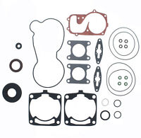 Complete Gasket Kit fits Polaris Rush 600 Pro 2011 - 2014 by Race-Driven
