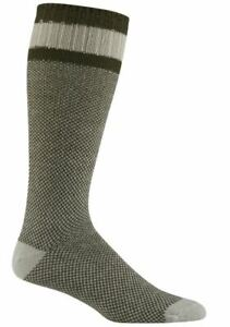 Wigwam F5310 Whippersnapper Knee High Olive large men 9-12 women 10-13 classic